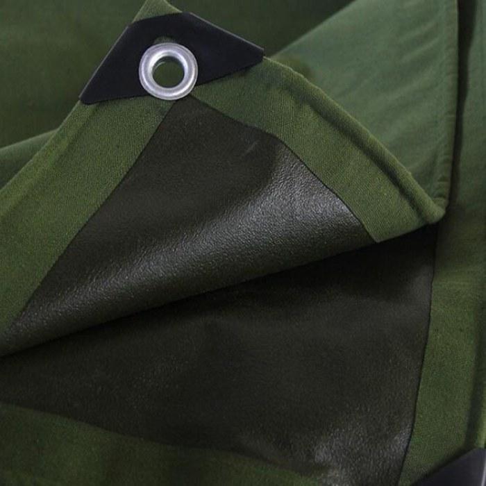 定做加工 加厚耐磨防水防晒防雨汽车有机硅帆布  有机硅卡车篷布