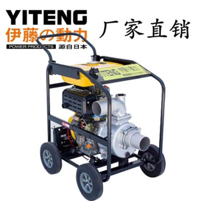 园林灌溉6寸柴油机水泵报价