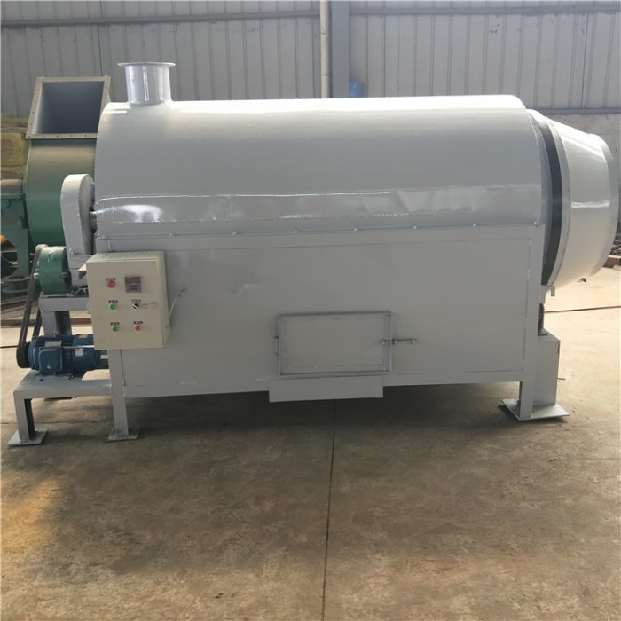 移动式粮食谷物烘干机 玉米水稻电加热烘干机