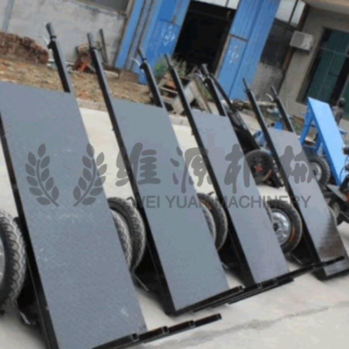 平板拉砖车 维源机械 砖厂加气块平板拉货车 新型电动拉砖车 厂家直销