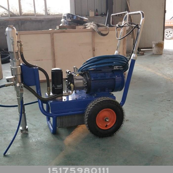 厂家热销腻子喷涂机 高压电动腻子喷浆机质量保证
