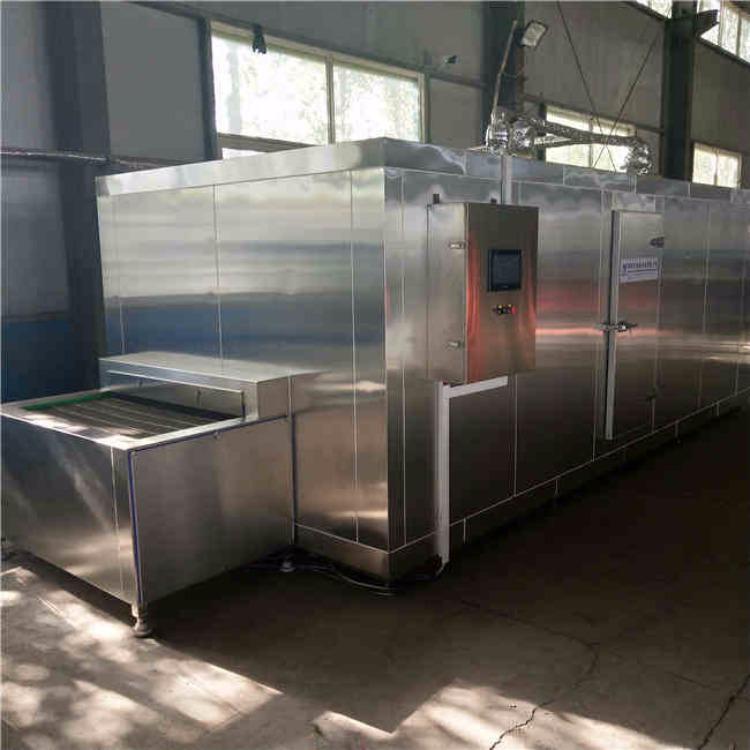 全自动不锈钢酱料包速冻机 调理品速冻柜