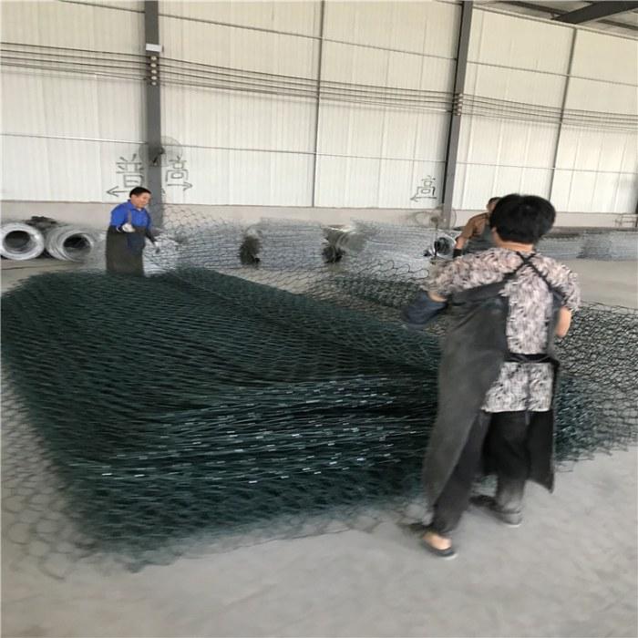 实拍图片 石笼网 高尔凡石笼网 电焊石笼网 中骏厂家专业制造