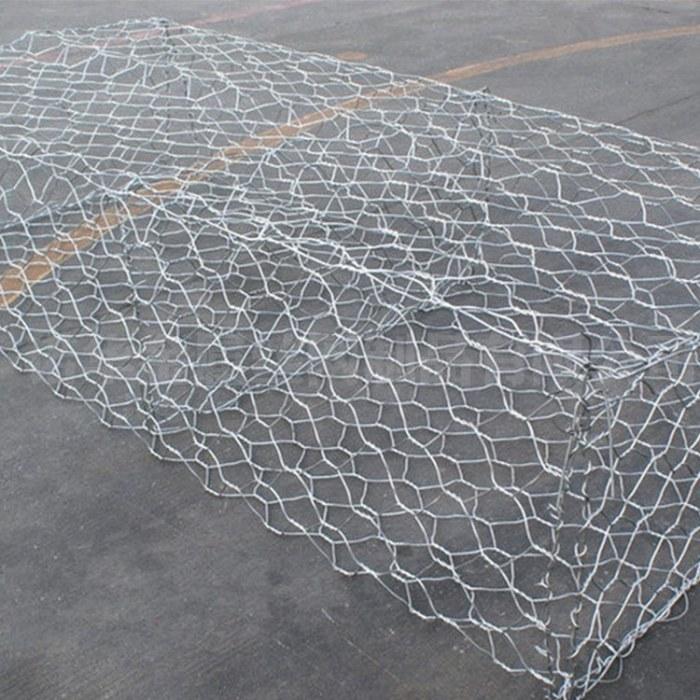 厂家直销 格宾石笼网 格宾网箱 镀锌格宾网加筋格宾网