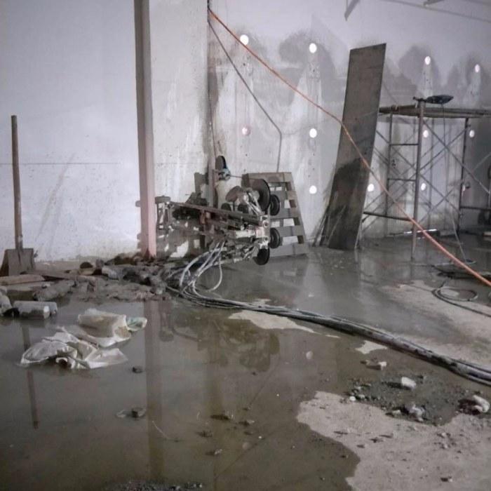 朔州墙体静力切割开门洞,切割拆除工程,资质齐全安全有保障
