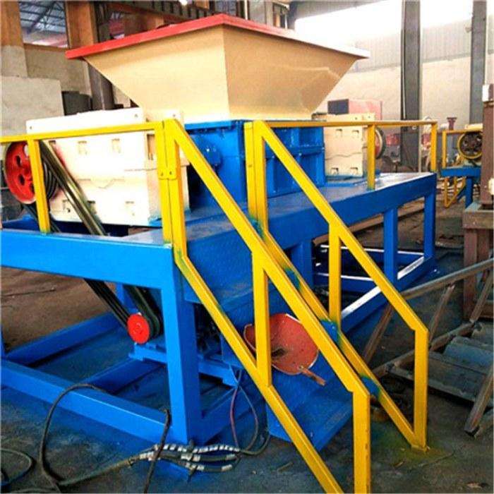 橡胶制品粉碎机  刨花撕碎机厂家  家具破碎机价位