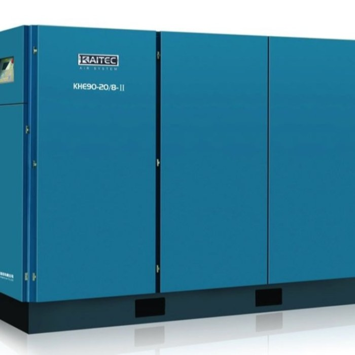 台德机电品质保证 天津空压机厂家 优质螺杆空压机直销