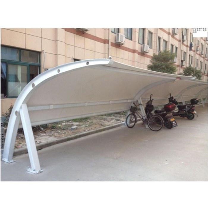 鑫绿荫|看台膜结构|车棚膜结构|景观棚| 定制