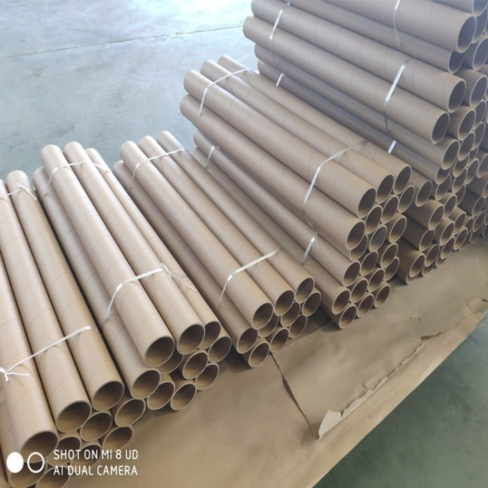 绍兴市胶带纸管厂家地膜纸管