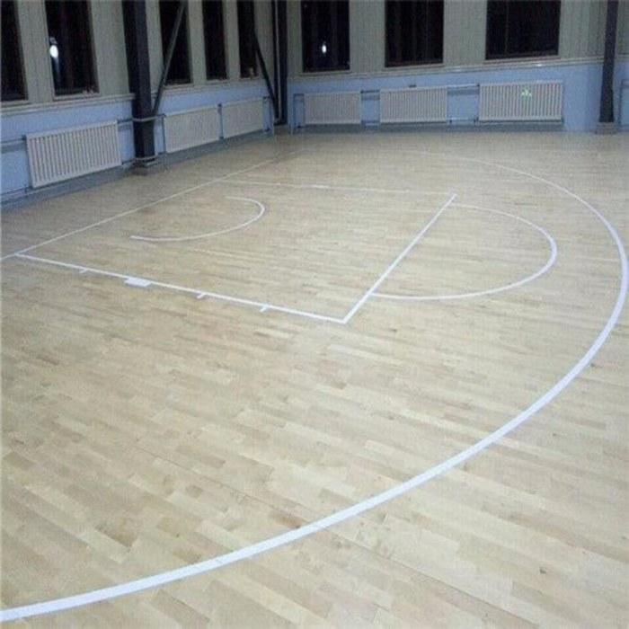 实木运动木地板 篮球馆实木运动木地板