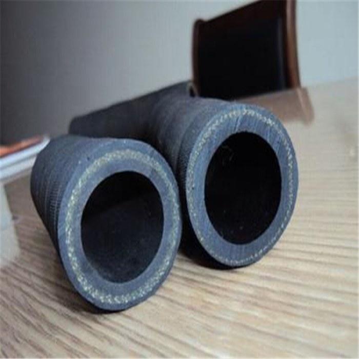 弘创厂家直销耐高温光面橡胶输水管 耐油夹线输水橡胶管 质量保证