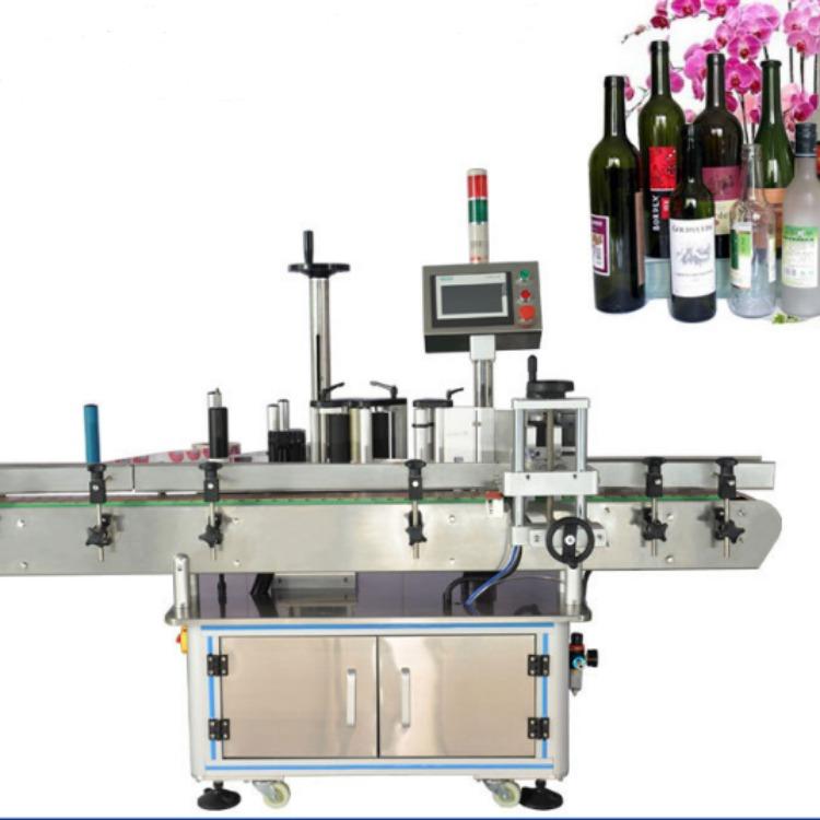 全自动贴标机厂家、厂家供应自动不干胶全自动贴标签机