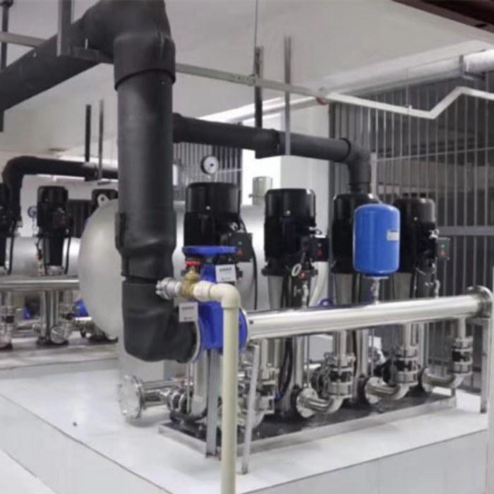 无负压供水设备纯净水设备反渗透净水设备反渗透水处理设备