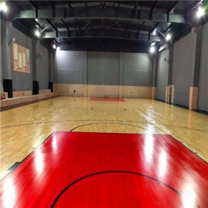 亿鑫体育运动实木地板 运动木制地板 运动实木地板 木质运动板厂家