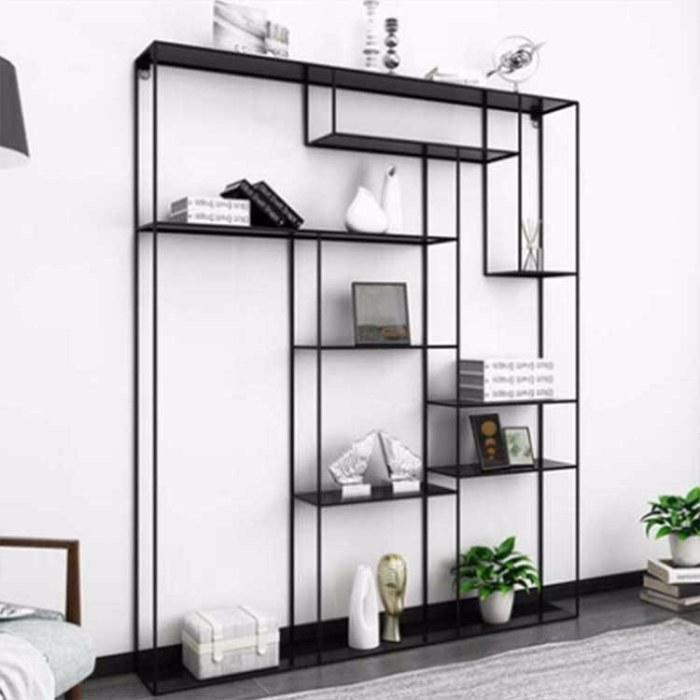 厂家直销 轻奢客厅现代简约置物架 室内阳台置物架