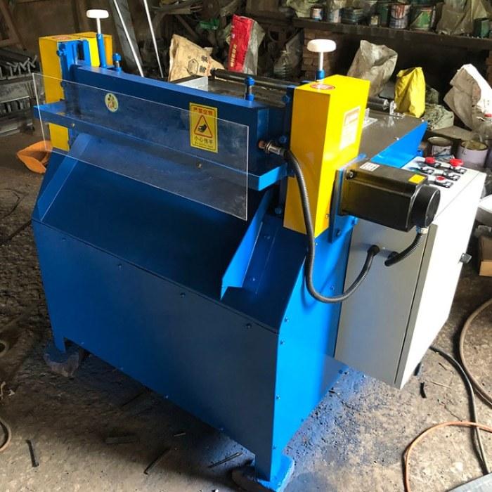 全自动海绵切条机-废旧轮胎切条机-数控切条机大厂家生产性能稳定