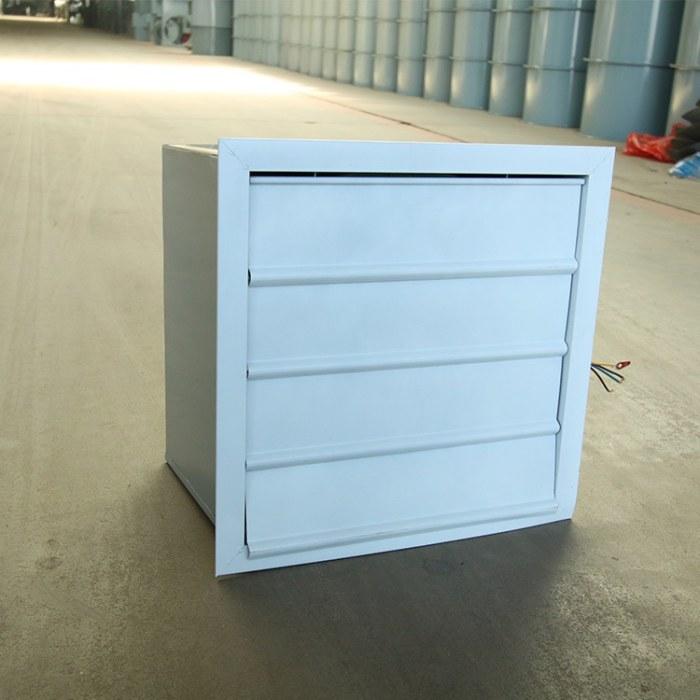 春志厂家供应DBFZ方形壁式轴流风机 小型防爆轴流风机 大功率工业静音通风机