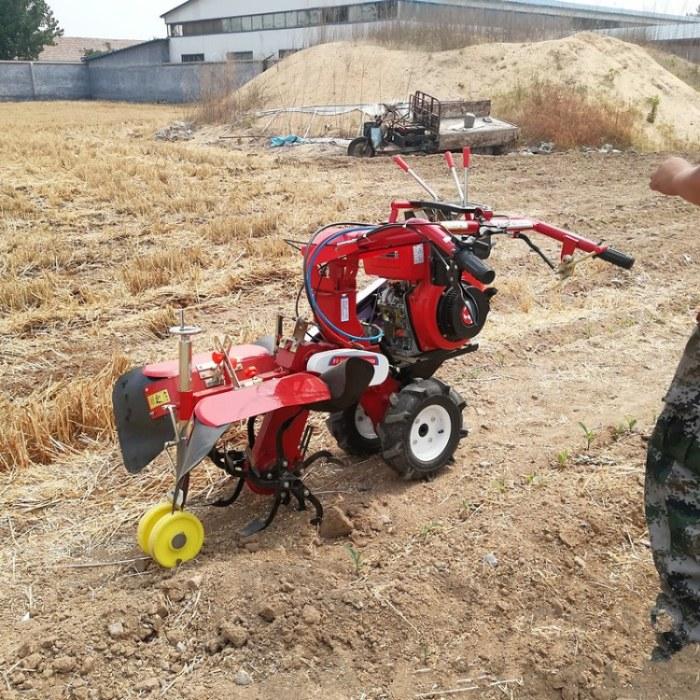 农用专业开沟培土机 甘蔗地除草培土机 开沟打梗覆土机