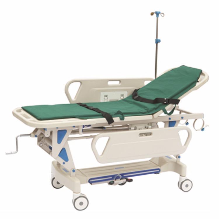 厂家直销 医院病人推车  用转运床电动升降转运车