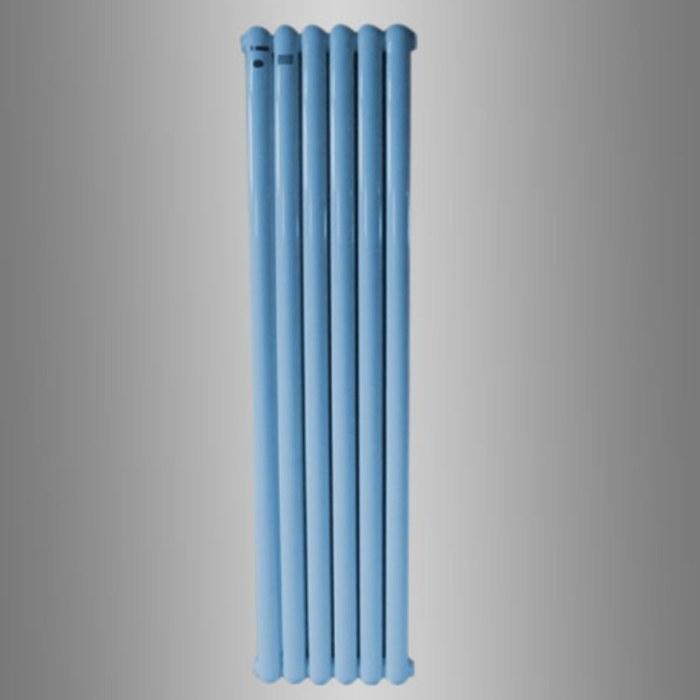 批发钢制暖气片 各种散热器  椭圆管散热器厂家
