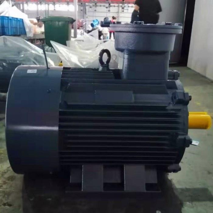 厂家供应台州防爆电机 隔爆电机 YB3系列隔爆型三相异步电动机
