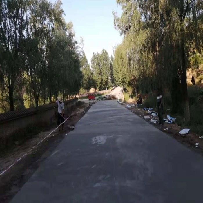 服务区路面修补方案 公路路面裂缝修补价格