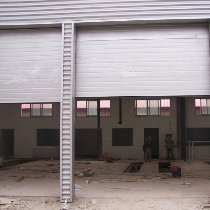 上海萨都奇  车库门  车库滑升门  可开小门  大型厂房滑升门