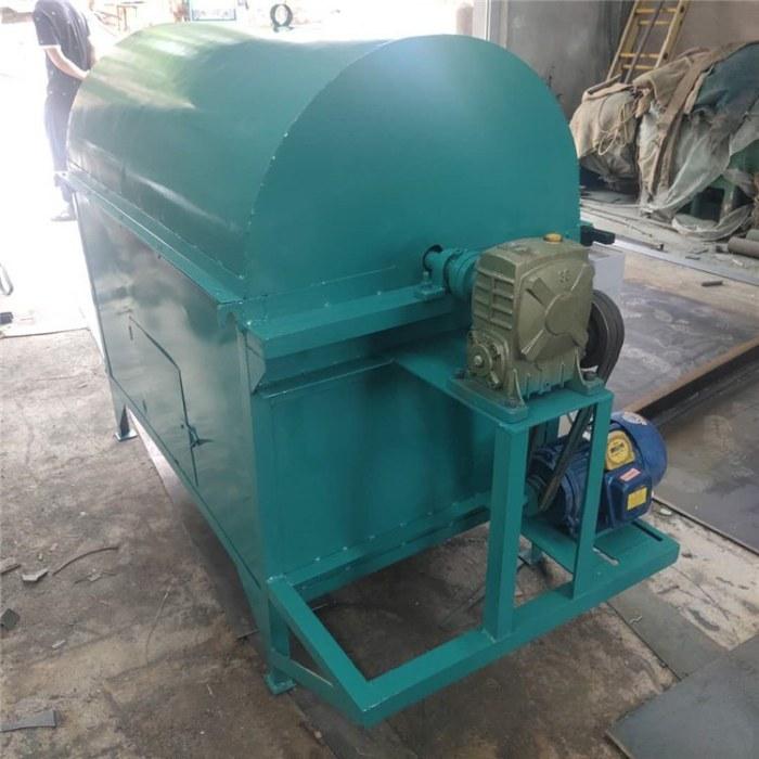 500公斤烘干炒货机 不锈钢炒料机 燃气加热花生芝麻炒籽机