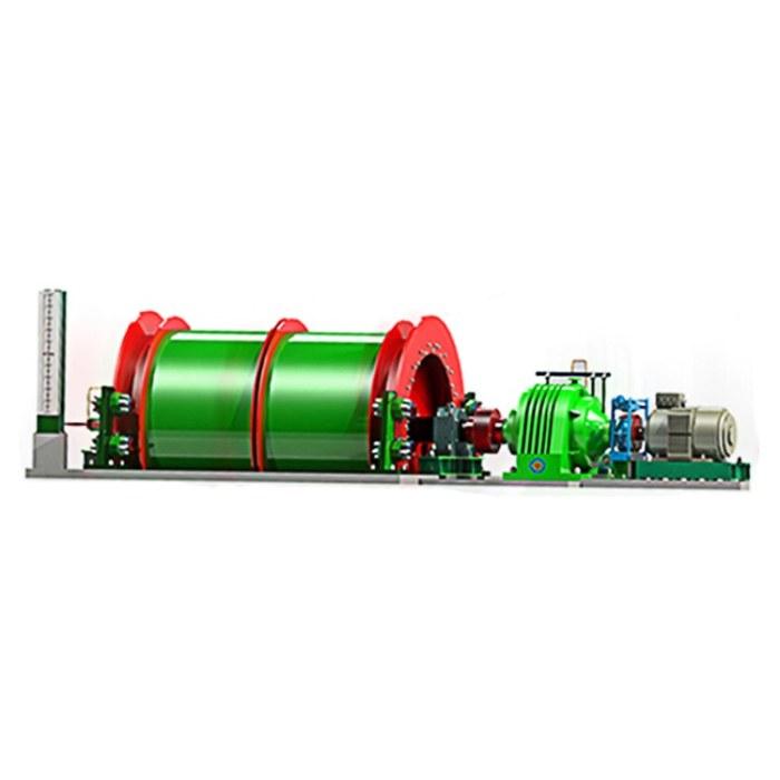 星光矿山矿用变频厂家设备井下提升绞车2JTP-1.2-1.0