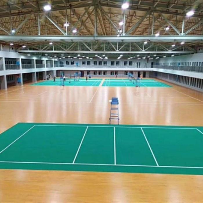 大量供应体育馆木地板价格 室内体育木地板优选厂家