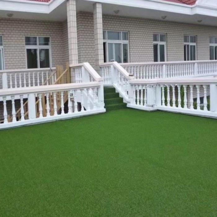 厂家直销仿真草坪地毯 绿色植被草坪网 塑料草坪