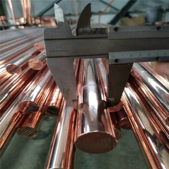 中卫铜包钢圆钢 热熔焊粉 质量保障