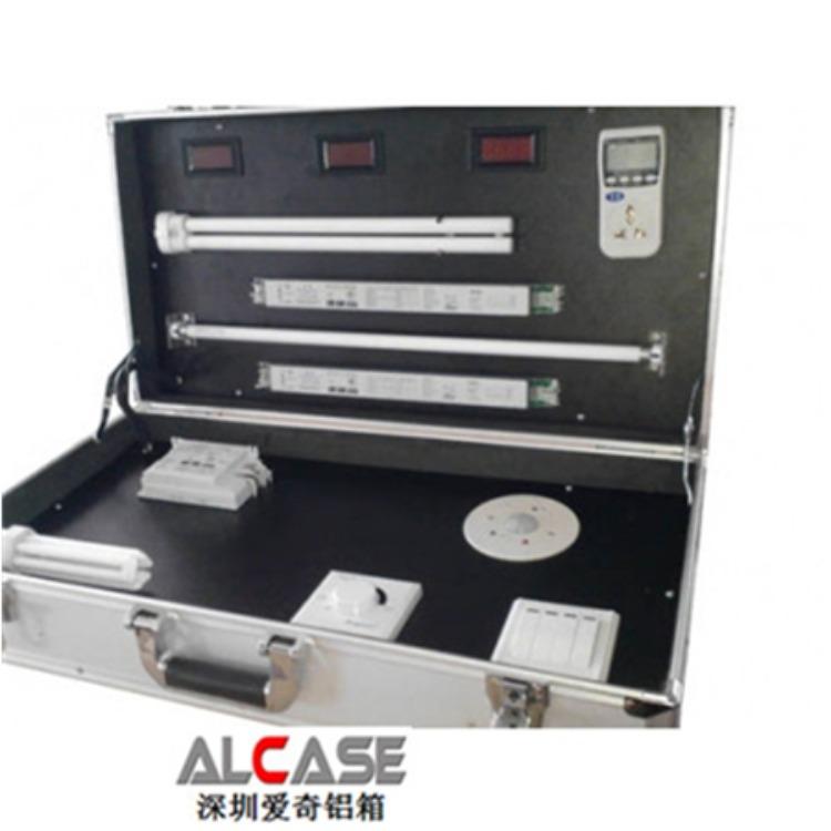 深圳爱奇厂家直销航空箱 LED展示箱  支持订做