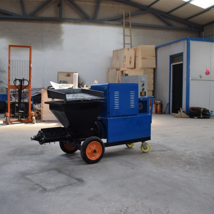 鑫科沃专业定制砂浆腻子喷涂机 多功能水泥砂浆喷涂机 厂家直销
