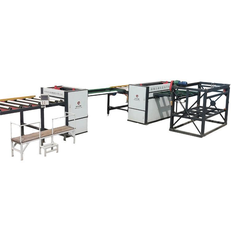 锯边机定制 大型高效锯板机全国直供 质优价廉 锯切精准_亚辰机械