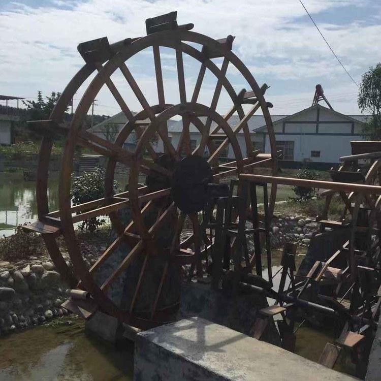 景观水车 厂家直销 定制批发厂家 恒艺家具 成都防腐木水车