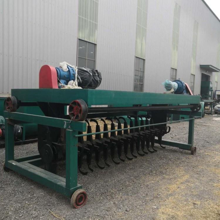 厂家 年产3万吨玉米秸秆粉状有机肥生产线报价   玉米秸秆发酵还田工艺流程