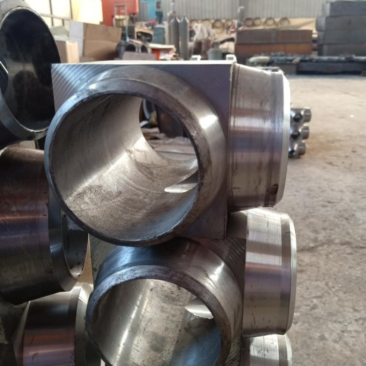 厂家直销不锈钢管件 异型管件批发碳钢冲压三通