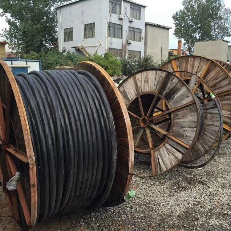 承德光伏电缆线回收、风电电缆回收单位、专业回收新旧二手电线电缆