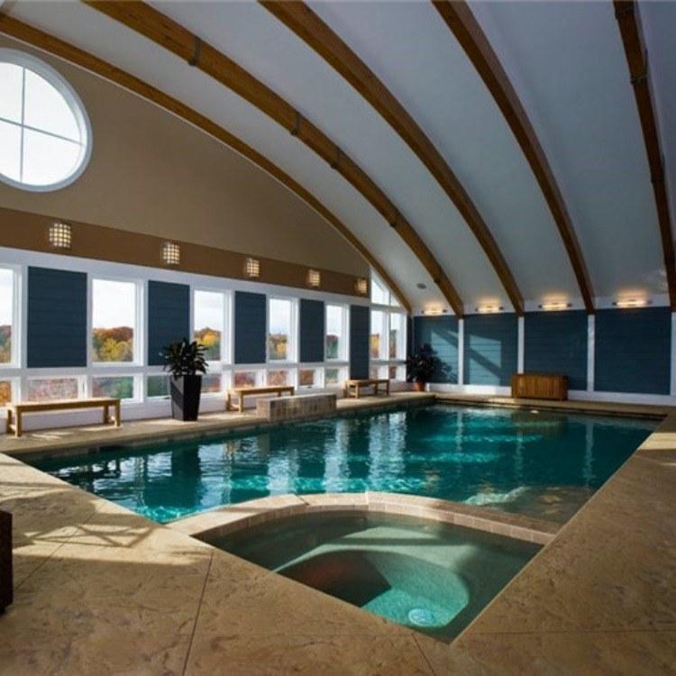 【清之景】|游泳池定制|室内恒温游泳池|厂家定制 质量保证 欢迎咨询