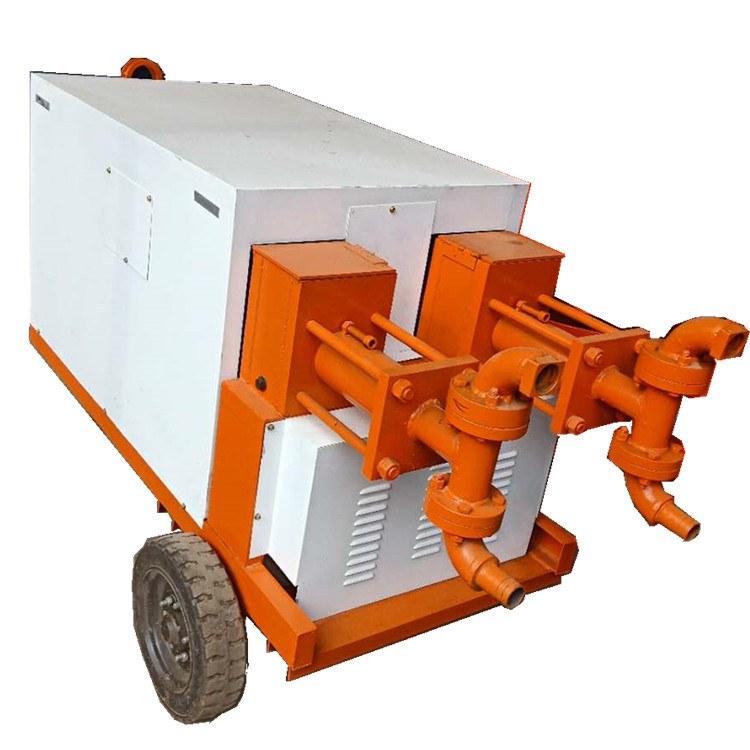 厂家直销SJ200液压砂浆注浆机 双液注浆机 高压双缸双液注浆泵