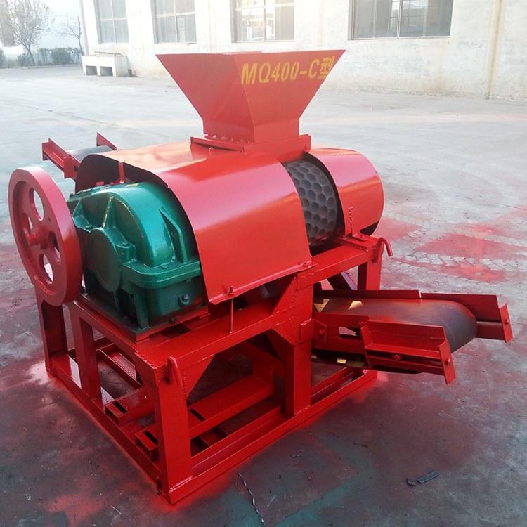 高产量小型350煤球机 强力矿粉压球机碳粉压球机