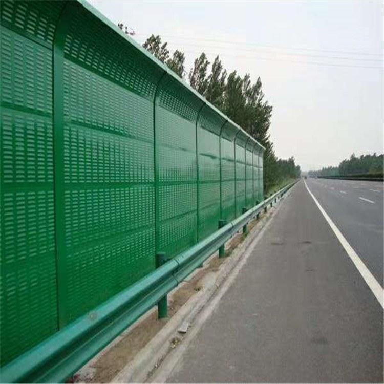 实体工厂 高速公路声屏障 供应 高速公路路基隔音屏 声屏障