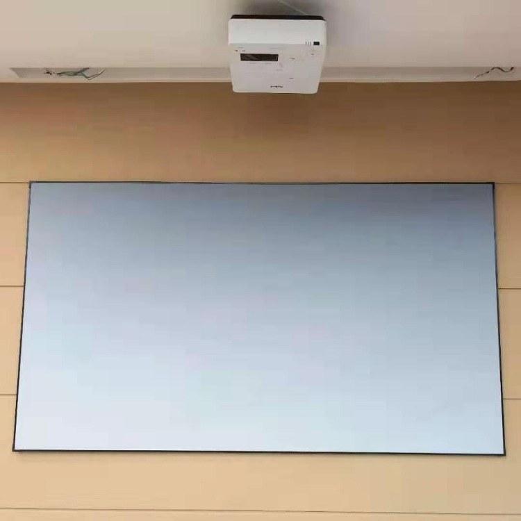 【质量保证】供应性价比高专业耐用金属硬幕 高档电影放映屏幕