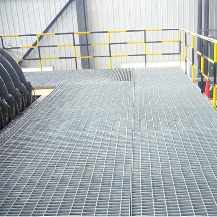 四川欧泰生产钢格板地沟格栅盖板楼梯踏步钢格栅可加工订制