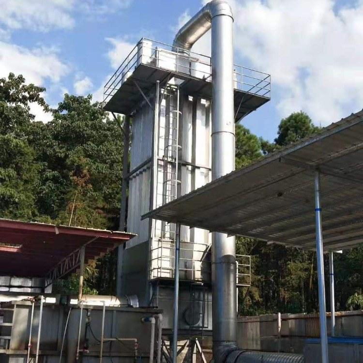 干式电捕除尘烟气治理设备 中山市湿式烟尘废气吸收塔 深圳东能环保实力打造
