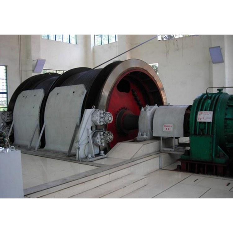 鹤壁星光提升机卷扬机摩擦式绞车2JTP-1.2-0.8
