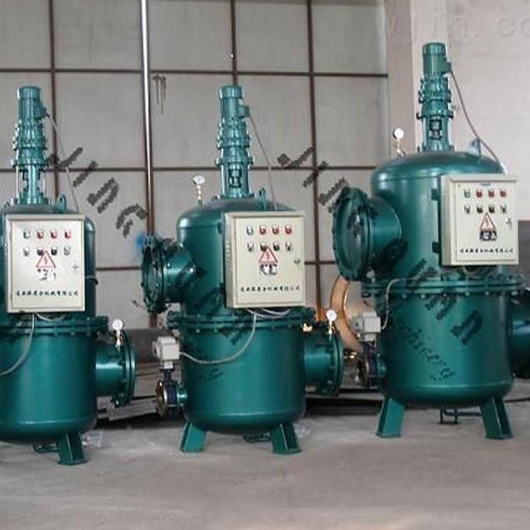新云 电动PLC滤水器  电动PLC滤水器厂家