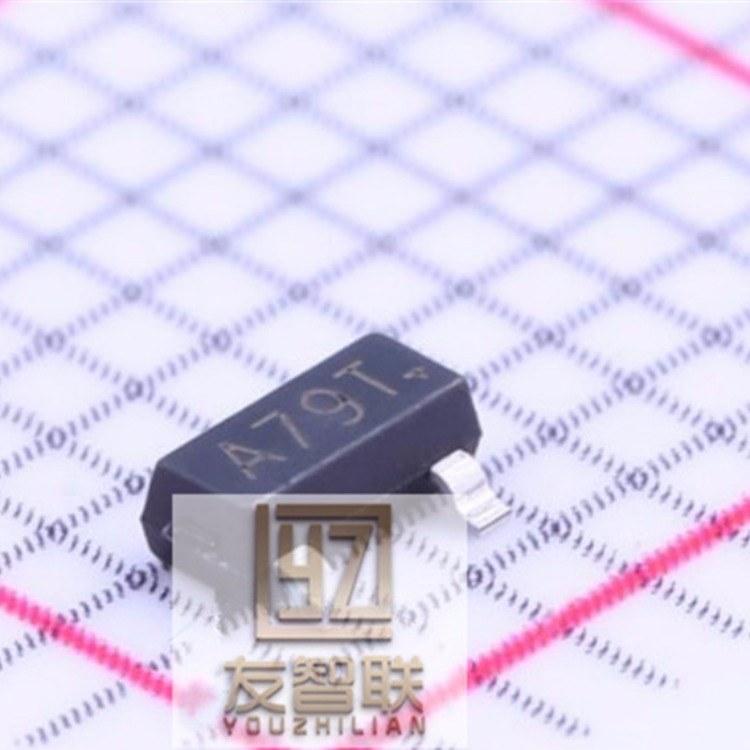 场效应管  N沟道/P沟道MOS管 AO3407 AOS 美国万代 电子元器件IC