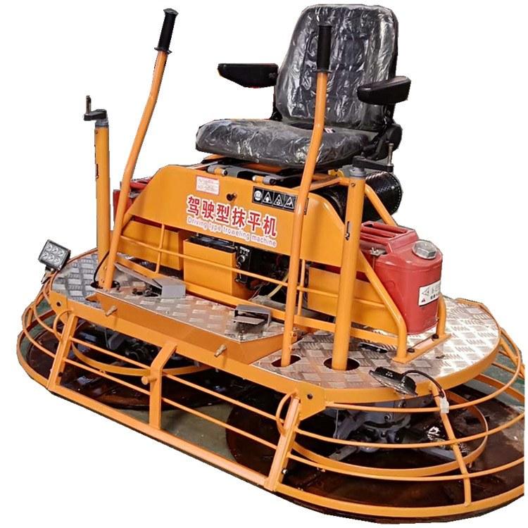 一诺机械座驾式抹光机 水泥地面收光机 驾驶型抹平机